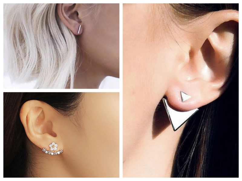 Minimalism earrings